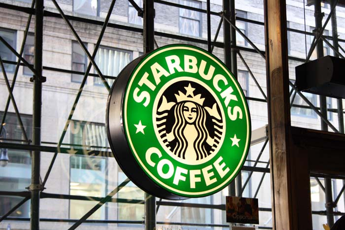 Foto Starbucks New York DesignedBy