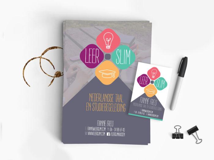 Flyer Leer Slim | DesignedBy