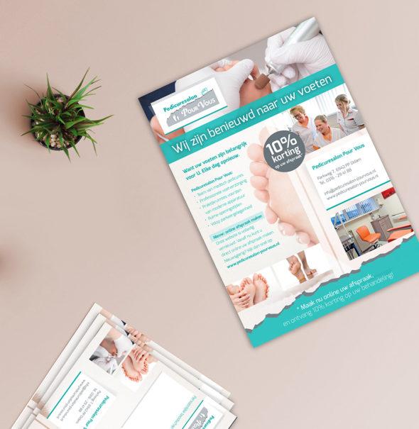 Flyer Pour Vous | DesignedBy