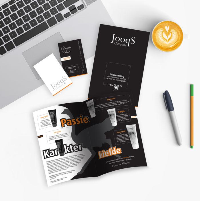 Huisstijl JooqS | DesignedBy
