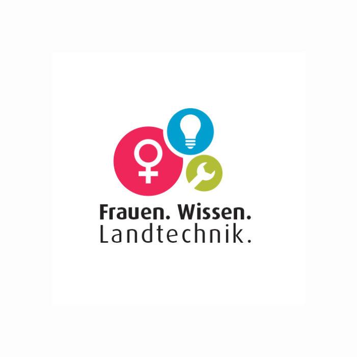 Logo Frauen Wissen Landtechnik | DesignedBy