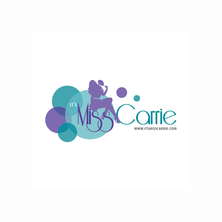Logo It's Miss Carrie | DesignedBy